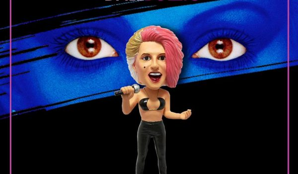Dale Bozzio MISSING PERSONS Bobble Heads are complete!