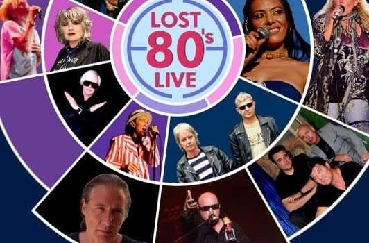 if You missed it? we have it! Lost 80's Live Greatest Hit's CD Vol.1 [TOUR EXCLUSIVE]